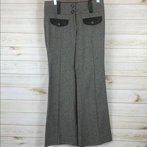 LOUIS VERDAD~ Wool Size 6 Trowser